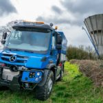Fletcher Access cuts its overheads with flexible Mercedes-Benz Unimog