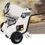 Start fighting dust with Trime's X-DUST FIGHTER – portable site dust suppression