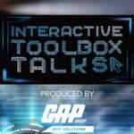 GAP launch Interactive Toolbox Talks