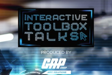 GAP launch Interactive Toolbox Talks