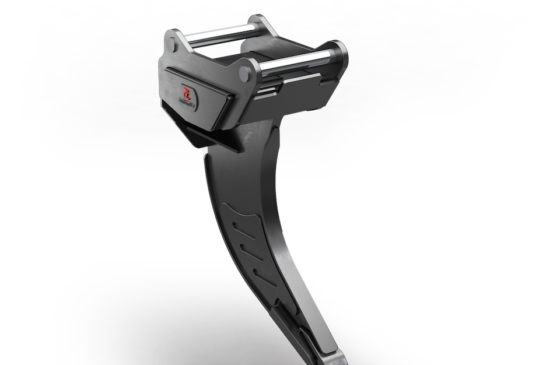 Rototilt broadens its tool range with powerful ripper