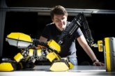 New exhibition celebrates machines of the future – all built in Lego bricks