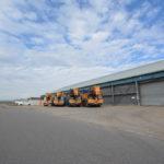 Ainscough Crane Hire reveals new Invergordon depot