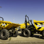 Sleator Plant secures multi-million-pound dumper deal