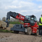 Telehandlers | BAM Construction Training's 360° view
