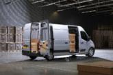 Vauxhall reveals new Movano