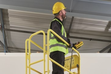 Win a BoSS X3X push-around scissor lift at Vertikal Days with APS
