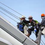 11% of health and safety incidents on public works involve Working at Height