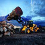 JCB celebrates doubled wheeled loading shovel milestone