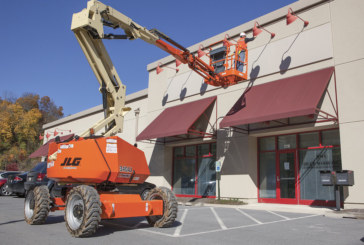 JLG moves into full electric
