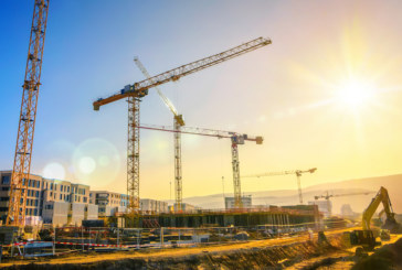UK construction industrial sector activity is dominated by warehouse applications