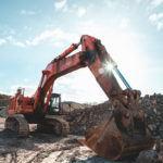 Hanson UK invest in two new Hitachi ZX890LCR-6's