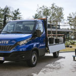 Vehicles | Iveco: Daily basis