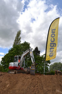 Special Report | Tiltrotator Demonstration by Engcon - Construction