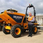 Selwood introduces Smart QR code system across plant hire fleet