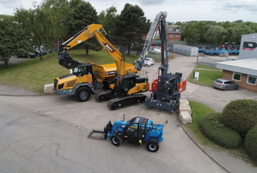 TDL Equipment reveal new trucks to be showcased at Plantworx