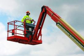 Powered Access Platforms   MSA Safety