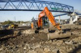Safety first for Hitachi excavators on A6 Dualling Scheme