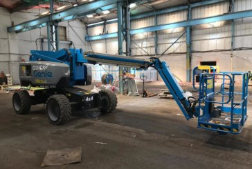 Powered Access Platforms   Genie and Quick Reach