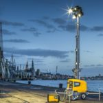 Atlas Copco | New plug and play LED light tower will survive the toughest of environments