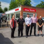 Isuzu adds seven new dealerships to UK network