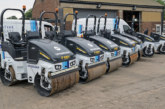 Spadeoak renew Bomag fleet