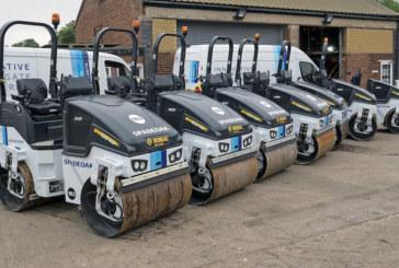 Spadeoak renew Bomag fleet