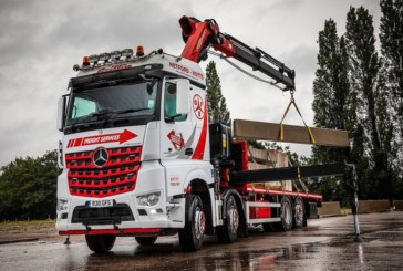 Griffin swoops for another 11 Mercedes-Benz trucks