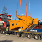 Collett deliver the world's largest crane