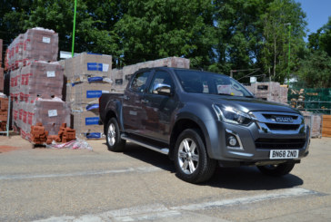 Vehicles | Isuzu's D-Max pick up