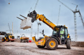 JCB Loadalls contribute to low carbon power generation at Hinkley Point C