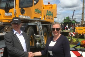 ABBA Plant Hire raises number of Liebherr cranes in fleet