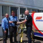 GAP adds Trimble SX10 to its UK hire fleet