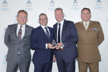 A-Plant highly commended at National Apprenticeship Awards 2019