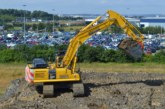 Wordsworth Excavations first in Europe to receive new Komatsu intelligent machine control excavator