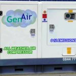 GenAir are set for a Green Apple Award for their All Weather All Electric Air Compressor