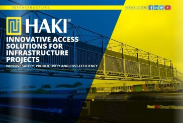 Advantages for the infrastructure sector highlighted by new HAKI eBook