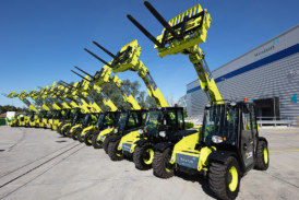 Weston Homes builds for the future with first JCB purchase