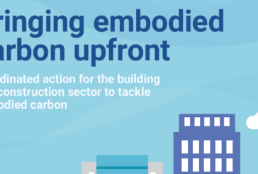 The building and construction sector can reach net zero carbon emissions by 2050