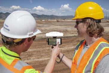 High-accuracy handheld augmented reality system by Trimble takes data visualisation outdoors