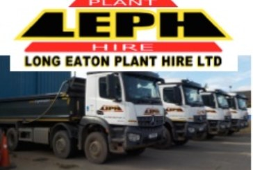 Long Eaton Plant Hire announce closure sale on 9th October