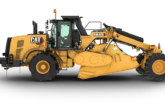 Caterpillar Introduces the RM400 Rotary Mixer