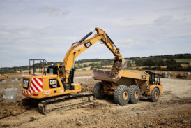 Special Report   HS2 Heave monitoring site
