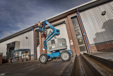 Speedy reaches new heights in powered access