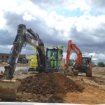 Project Focus | Lynch Plant Hire & John Sisk: Making house room