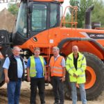 J & E Horst purchases Doosan DL420CVT-5 wheel loaders