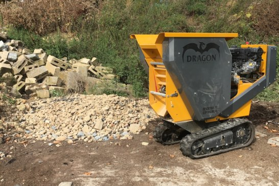 Introducing the Dragon Equipment CR300 Crusher