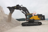 Products | Europe's first Volvo front shovel excavator