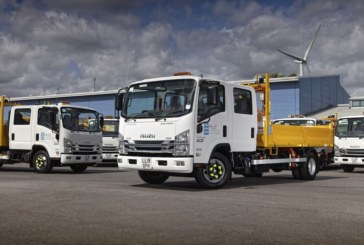 Isuzu is the truck of choice for KWL