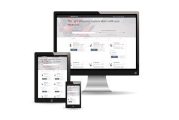 Rototilt digitalizes the purchasing process